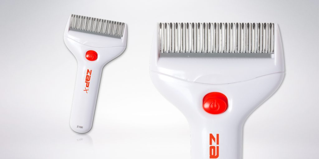 Zap'x anti lice-comb - Visiomed Group