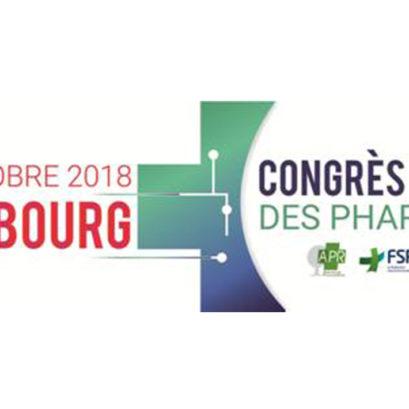 Rendez-vous les 20 et 21 octobre prochains au Palais de la musique et des congrès (PMC) de Strasbourg pour la 71ème édition du Congrès des Pharmaciens de Strasbourg