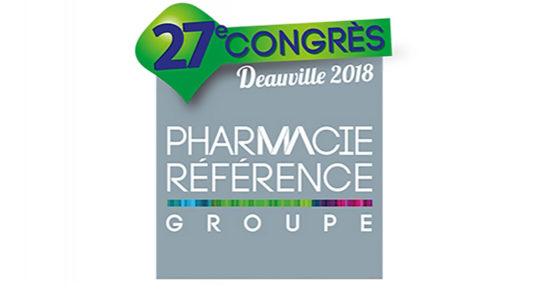 Venez nous rencontrer au 27ème congrès Pharmacie Référence Groupe